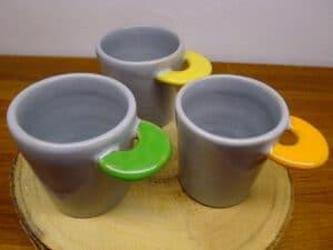 Espressob. graugelb-gruen-orange 1070067-69
